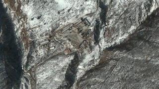 지금까지 핵실험은 동북부의 풍계리 지하에서 이뤄졌다