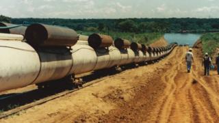 Gasoduto Brasil Bolívia