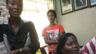 Alleged Child traffickers for Eleme, Rivers State