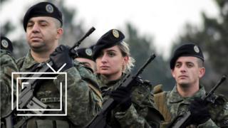 Силы безопасности Косова