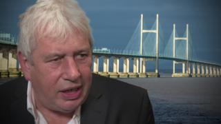 Rod Liddle and the Second Severn Crossing
