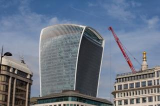 Walkie Talkie building