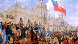 Declaración de independencia de Chile