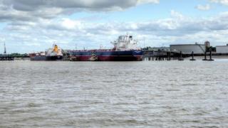 Tranmere Oil Terminal