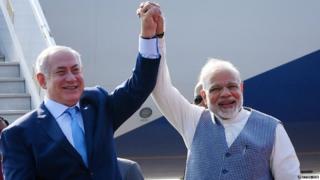 भारत इसरायल