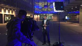 Amol Rajan reflects on a year as the BBC's first media editor