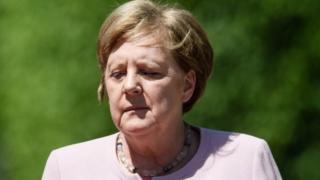 Bà Angela Merkel