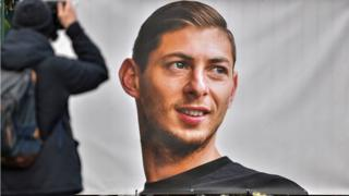 L'avion transportant Emiliano Sala (en photo) et son pilote a disparu depuis lundi 21 janvier 2019.