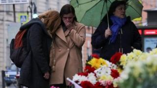 Теракт в петербургском метро унес жизни 14 человек, десятки людей пострадали