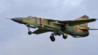 米格-23戰機