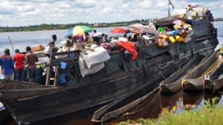 Dozens feared dead in DR Congo boat accident