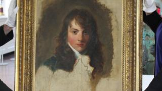 Arthur Atherley (1772-1844) Sir Thomas Lawrence (1769-1830) Oil on canvas, 1791