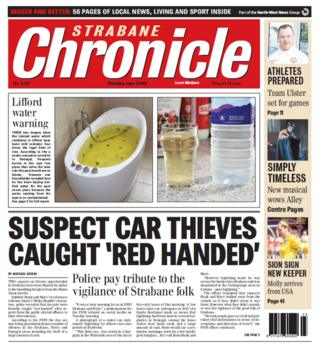 Strabane Chronicle