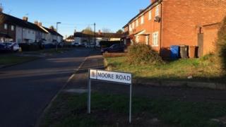 Moore Road, Ipswich