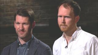 Will Hodson and Henry de Zoete