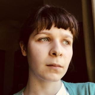 Self Portrait, Erin McVeigh aged 14