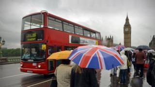 倫敦公交車