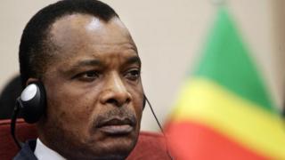 Paulin Makaya dénonçait la candidature de Denis Sassou Nguesso (en photo) à la présidentielle de 2016.