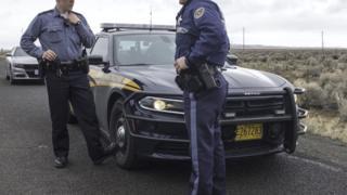 Поліція Орегону