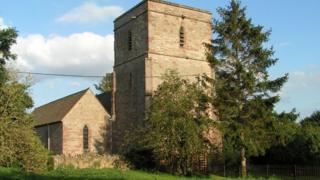 St George's Church. Woolhope