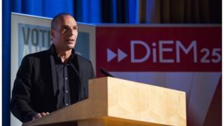 Eski Yunanistan Maliye Bakanı Yanis Varoufakis