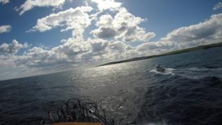 Cruiser rescue