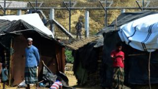 रोहिंज्या शरणार्थी