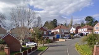Slade Close in Ilkeston
