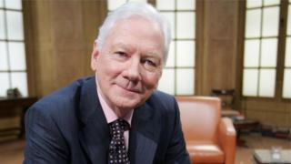 Gay Byrne is best known for his years presenting the long-running chat programme The Late Late Show