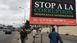 Une vue d'Abidjan en Côte d'Ivoire (archives)