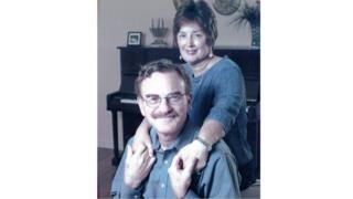 Randy Schekman ve eşi Evelyn