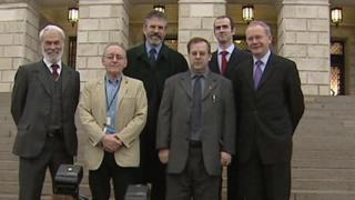 Denis Donaldson was a former senior Sinn Féin official who became an informer