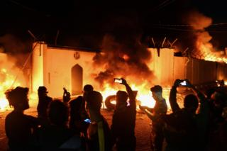 معترضان عراقی