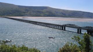 Barmouth Railway Bridge