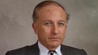 Greville Janner in 1992