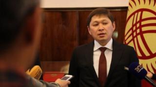 мурдагы премьер-министр Сапар Исаков