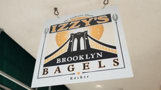 Restaurante kosher em Brooklyn, Nova York