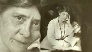 """Grace Humiston fue apodada """"Sra. Sherlock Holmes"""" por la prensa estadounidense. (Imagen cortesía de Brad Ricca)"""