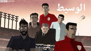 كرة القدم في الجزائر