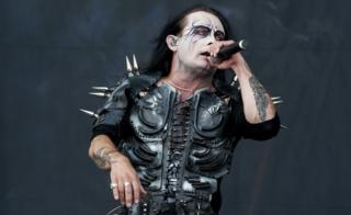 Dani Filth, Cradle of Filth