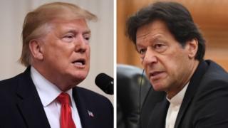 ڈونلڈ ٹرمپ اور عمران خان