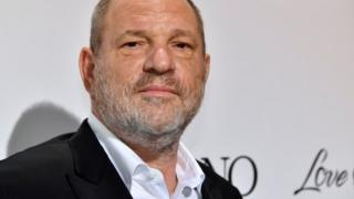 Harvey Weinstein pictured last year