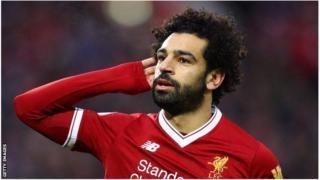 Liverpool pourra compter sur un Salah en grande forme, lors de son match de Ligue des champions, mardi 11 décembre 2018.