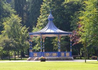 Hawick bandstand