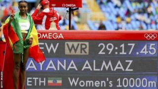 Sept athlètes africains en lice