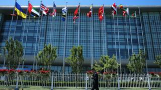 一带一路国际合作高峰论坛会场,中国国家会议中心