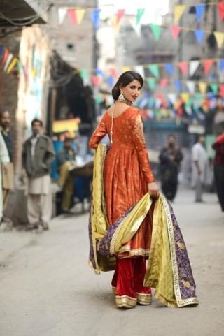 haarsinghar, पाकिस्तान फ़ैशन उद्योग