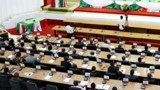 Inama nshingamateka y'u Burundi yemeje integura y'amafaranga azokenerwa mu 2018