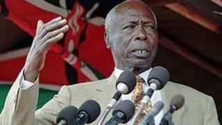 Daniel Arap Moi yabaye umukuru w'igihugu ca Kenya kuva mu mwaka wa 1978 gushika mu 2002