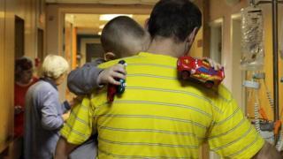 ребенок с онкологией